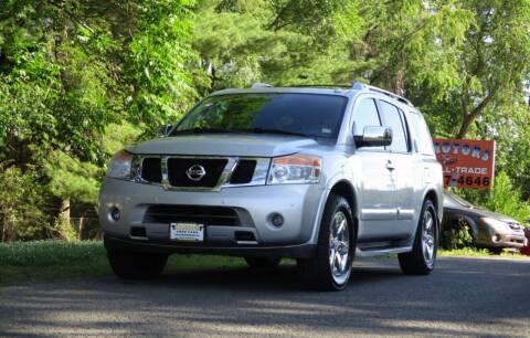 2011 Nissan Armada for sale at Loudoun Used Cars in Leesburg VA