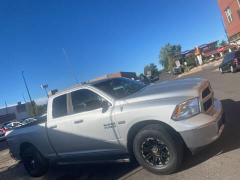 2013 RAM Ram Pickup 1500 for sale at Sanaa Auto Sales LLC in Denver CO