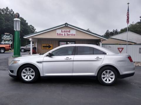 2011 Ford Taurus for sale at LAIRD SALES AND SERVICE in Muskegon MI