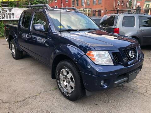 2011 Nissan Frontier for sale at James Motor Cars in Hartford CT