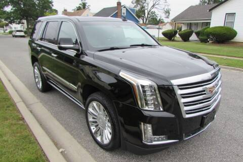 2015 Cadillac Escalade for sale at First Choice Automobile in Uniondale NY