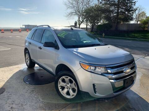 2014 Ford Edge for sale at Quincy Shore Automotive in Quincy MA