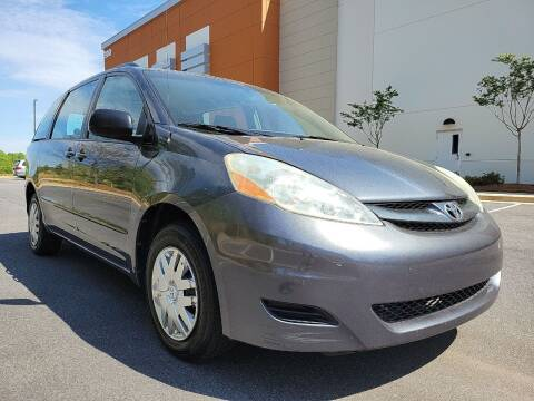 2006 Toyota Sienna for sale at ELAN AUTOMOTIVE GROUP in Buford GA