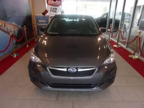 2018 Subaru Impreza for sale at Adams Auto Group Inc. in Charlotte NC