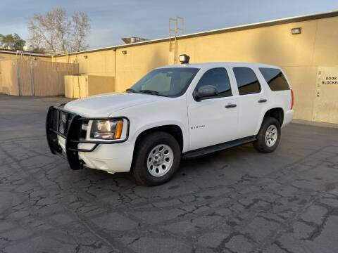2009 Chevrolet Tahoe for sale at TOP QUALITY AUTO in Rancho Cordova CA