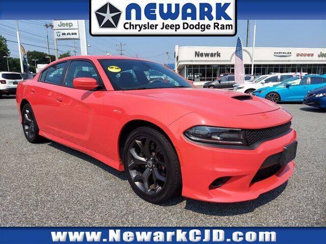 2018 Dodge Charger for sale at NEWARK CHRYSLER JEEP DODGE in Newark DE