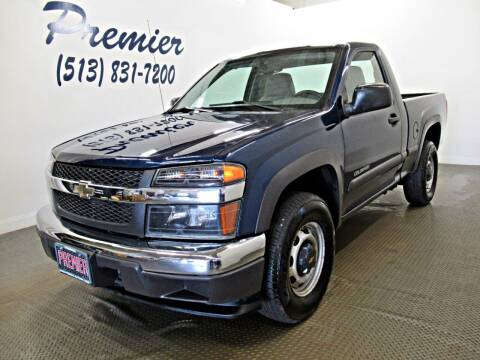 2004 Chevrolet Colorado for sale at Premier Automotive Group in Milford OH