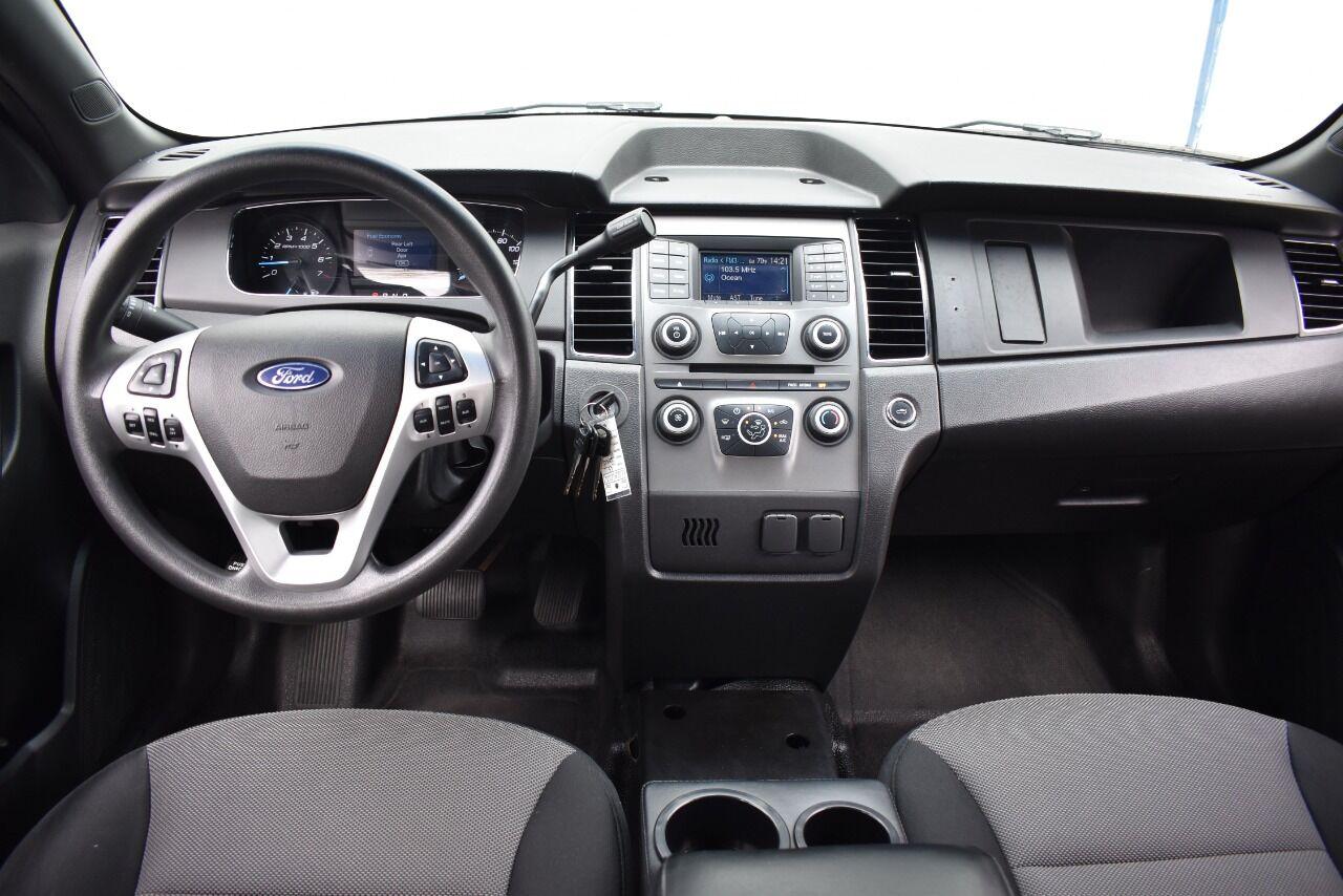 2013 Ford Taurus Police Interceptor AWD 4dr Sedan full