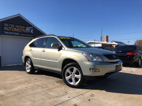 2005 Lexus RX 330 for sale at Dalton George Automotive in Marietta OH