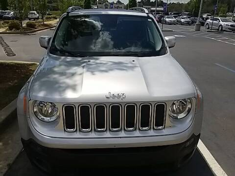 2016 Jeep Renegade for sale at Lou Sobh Kia in Cumming GA
