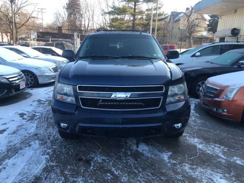 2007 Chevrolet Tahoe for sale at Six Brothers Auto Sales in Youngstown OH