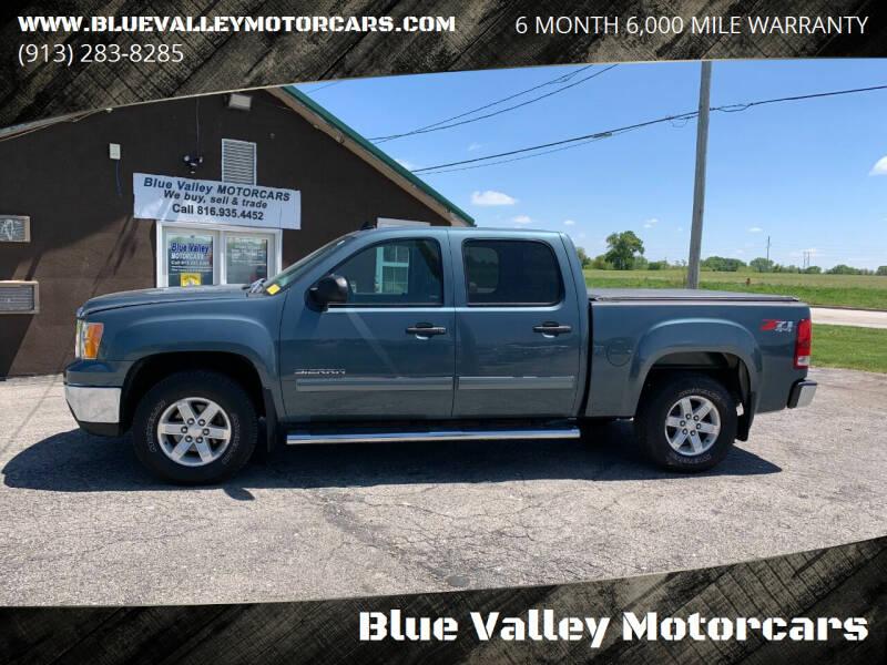 2012 GMC Sierra 1500 for sale at Blue Valley Motorcars in Stilwell KS