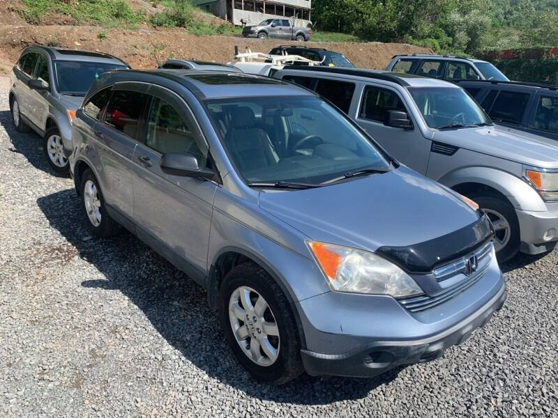 2007 Honda CR-V for sale at Auto Town Used Cars in Morgantown WV