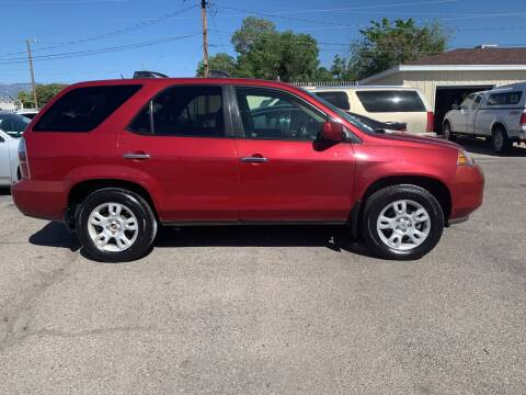 2006 Acura MDX for sale at Robert B Gibson Auto Sales INC in Albuquerque NM