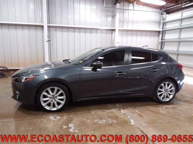 2016 Mazda MAZDA3 for sale at East Coast Auto Source Inc. in Bedford VA