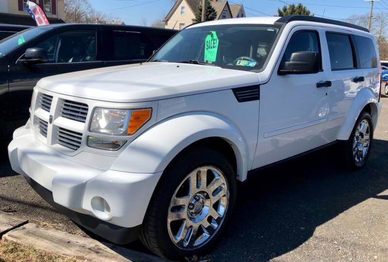 2011 Dodge Nitro for sale at Mayer Motors of Pennsburg in Pennsburg PA