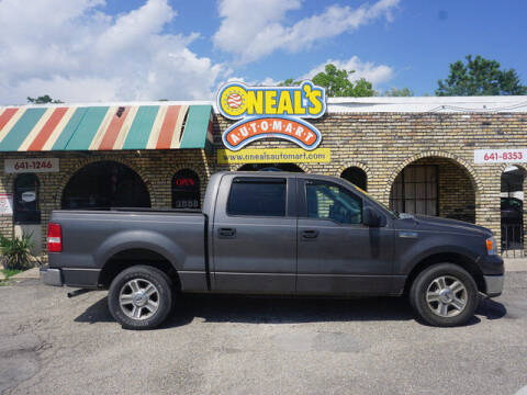 2005 Ford F-150 for sale at Oneal's Automart LLC in Slidell LA