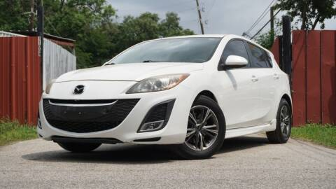 2011 Mazda MAZDA3 for sale at Hidalgo Motors Co in Houston TX