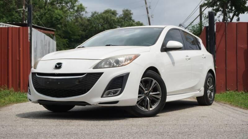 2011 Mazda MAZDA3 for sale at Hidalgo Motors Co in Houston TX