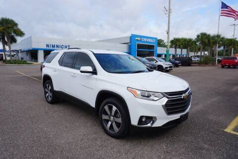 2018 Chevrolet Traverse for sale at WinWithCraig.com in Jacksonville FL