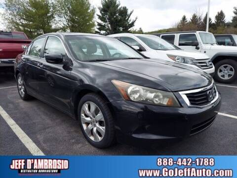 2010 Honda Accord for sale at Jeff D'Ambrosio Auto Group in Downingtown PA