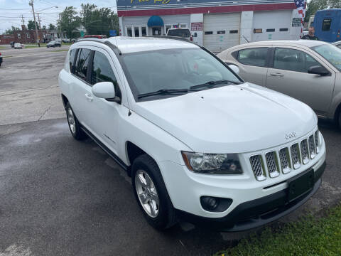 2014 Jeep Compass for sale at Peter Kay Auto Sales in Alden NY