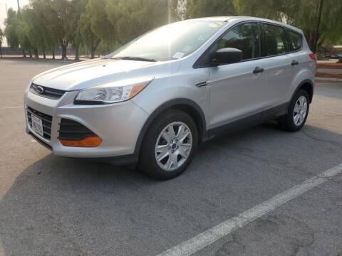 2015 Ford Escape for sale at ALL CREDIT AUTO SALES in San Jose CA