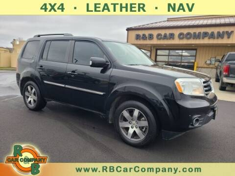2013 Honda Pilot for sale at R & B Car Company in South Bend IN