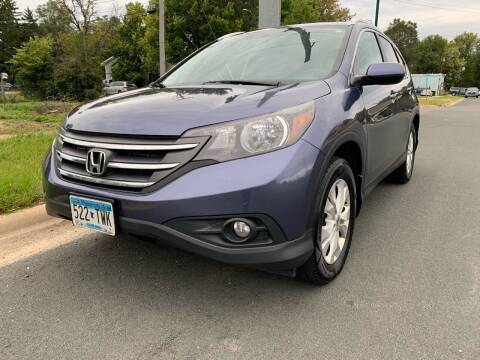 2013 Honda CR-V for sale at ONG Auto in Farmington MN