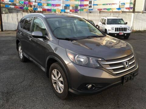 2012 Honda CR-V for sale at B & M Auto Sales INC in Elizabeth NJ