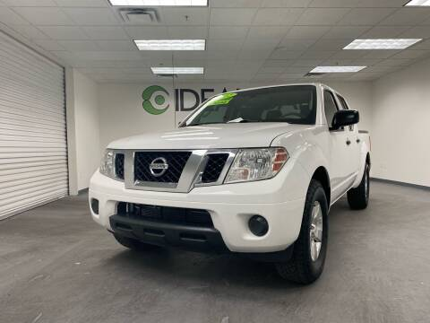 2012 Nissan Frontier for sale at Ideal Cars in Mesa AZ