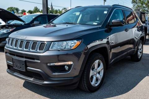 2018 Jeep Compass for sale at TRAVERS GMT AUTO SALES - Traver GMT Auto Sales West in O Fallon MO