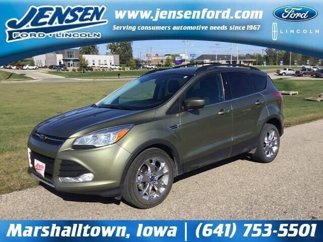 2014 Ford Escape for sale at JENSEN FORD LINCOLN MERCURY in Marshalltown IA