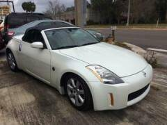 2005 Nissan 350Z for sale at Popular Imports Auto Sales in Gainesville FL