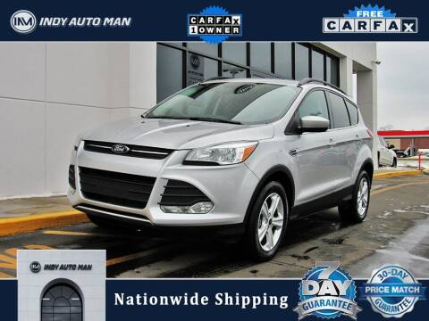 2016 Ford Escape for sale at INDY AUTO MAN in Indianapolis IN