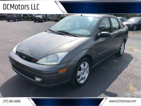 2002 Ford Focus for sale at DCMotors LLC in Mount Joy PA