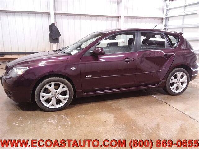 2007 Mazda MAZDA3 for sale at East Coast Auto Source Inc. in Bedford VA