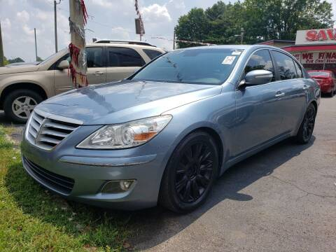 2009 Hyundai Genesis for sale at Right Place Auto Sales in Indianapolis IN