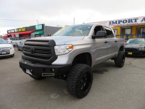 2016 Toyota Tundra for sale at Import Auto World in Hayward CA