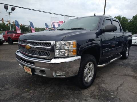 2012 Chevrolet Silverado 1500 for sale at P J McCafferty Inc in Langhorne PA