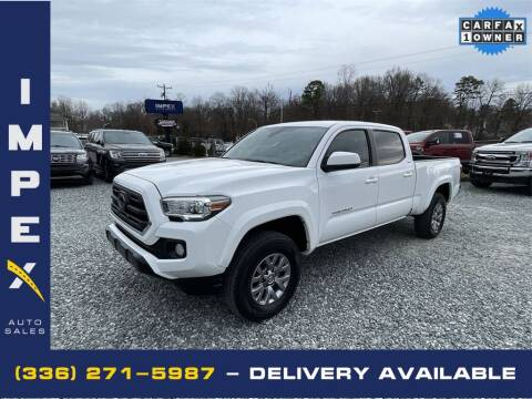 2018 Toyota Tacoma for sale at Impex Auto Sales in Greensboro NC