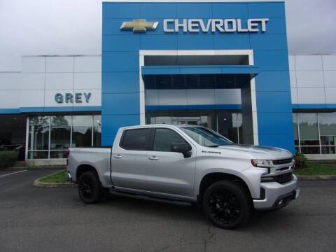 2021 Chevrolet Silverado 1500 for sale at Grey Chevrolet, Inc. in Port Orchard WA