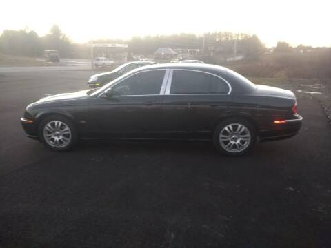 2003 Jaguar S-Type for sale at eurO-K in Benton ME