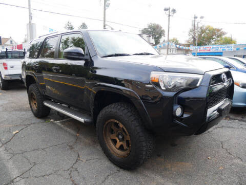 2016 Toyota 4Runner for sale at M & R Auto Sales INC. in North Plainfield NJ