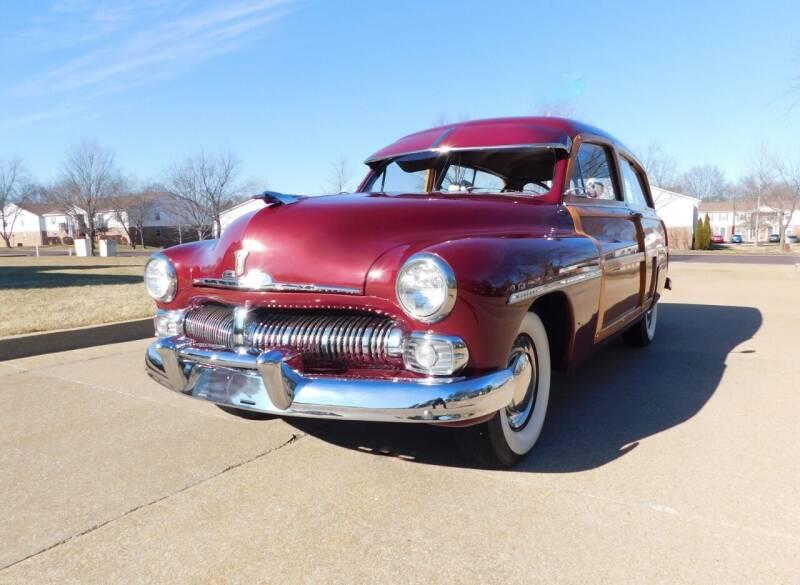 1950 Mercury LN7 for sale at WEST PORT AUTO CENTER INC in Fenton MO