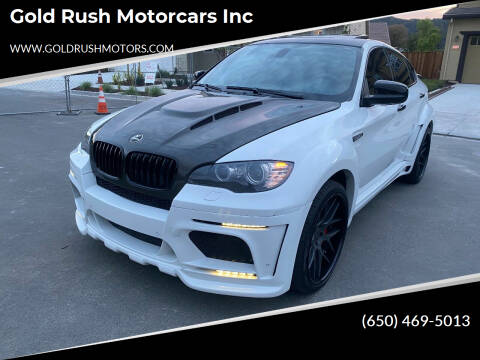 2011 BMW X6 M for sale at Gold Rush Motorcars Inc in Fremont CA