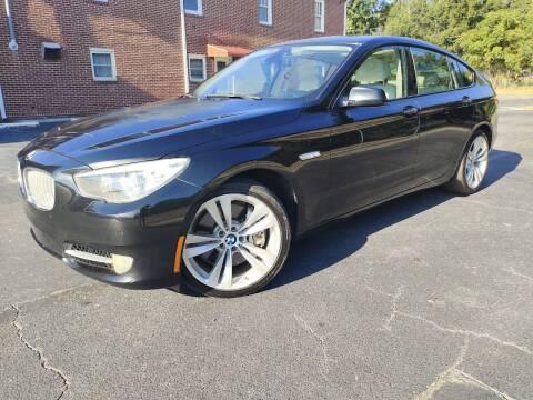 2010 BMW 5 Series for sale at El Camino Auto Sales in Gainesville GA