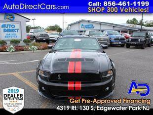 2012 Ford Shelby GT500 for sale at Auto Direct Trucks.com in Edgewater Park NJ