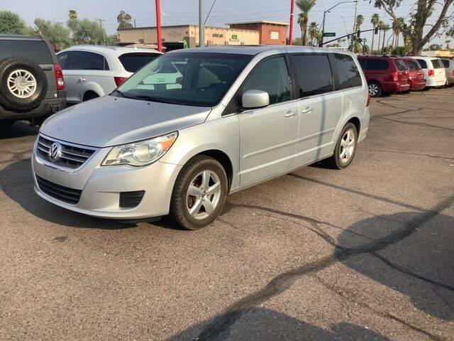 2010 Volkswagen Routan for sale at ALMOST NEW AUTO RENTALS & SALES in Mesa AZ