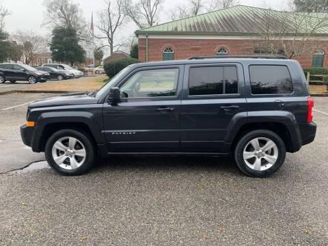 2014 Jeep Patriot for sale at Auddie Brown Auto Sales in Kingstree SC